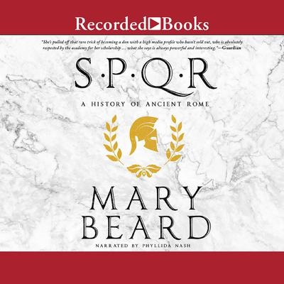 SPQR: A History of Ancient Rome Audiobook, by