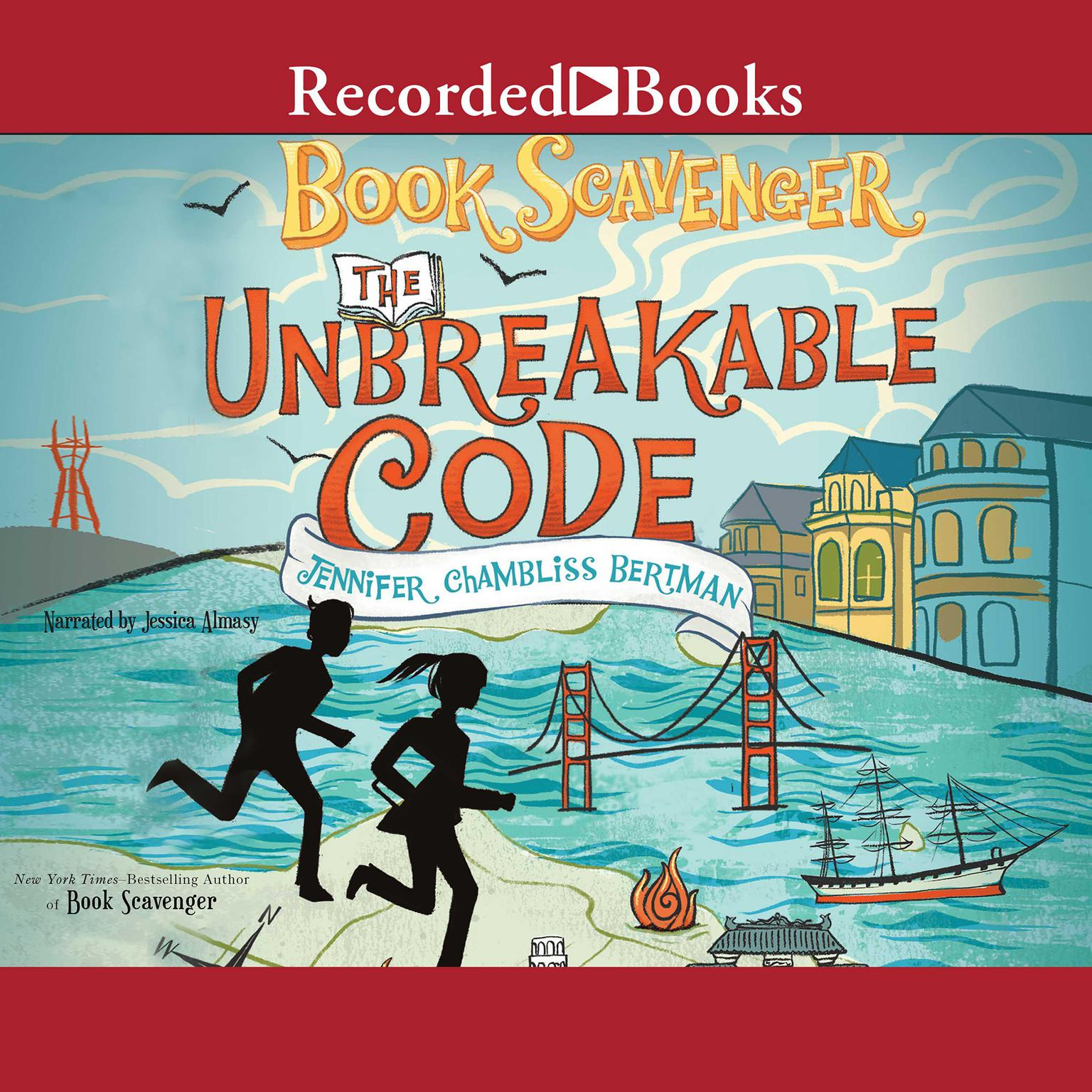 Printable The Unbreakable Code Audiobook Cover Art