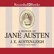 A Memoir of Jane Austen Audiobook, by James Edward Austen-Leigh