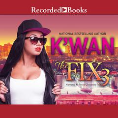 The Fix 3 Audiobook, by K'wan