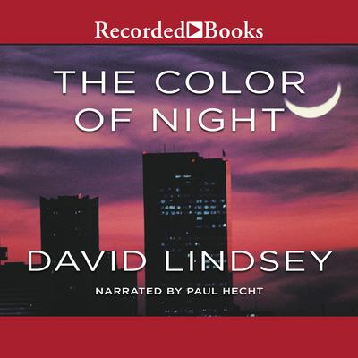 The Color of Night Audiobook, by David Lindsey