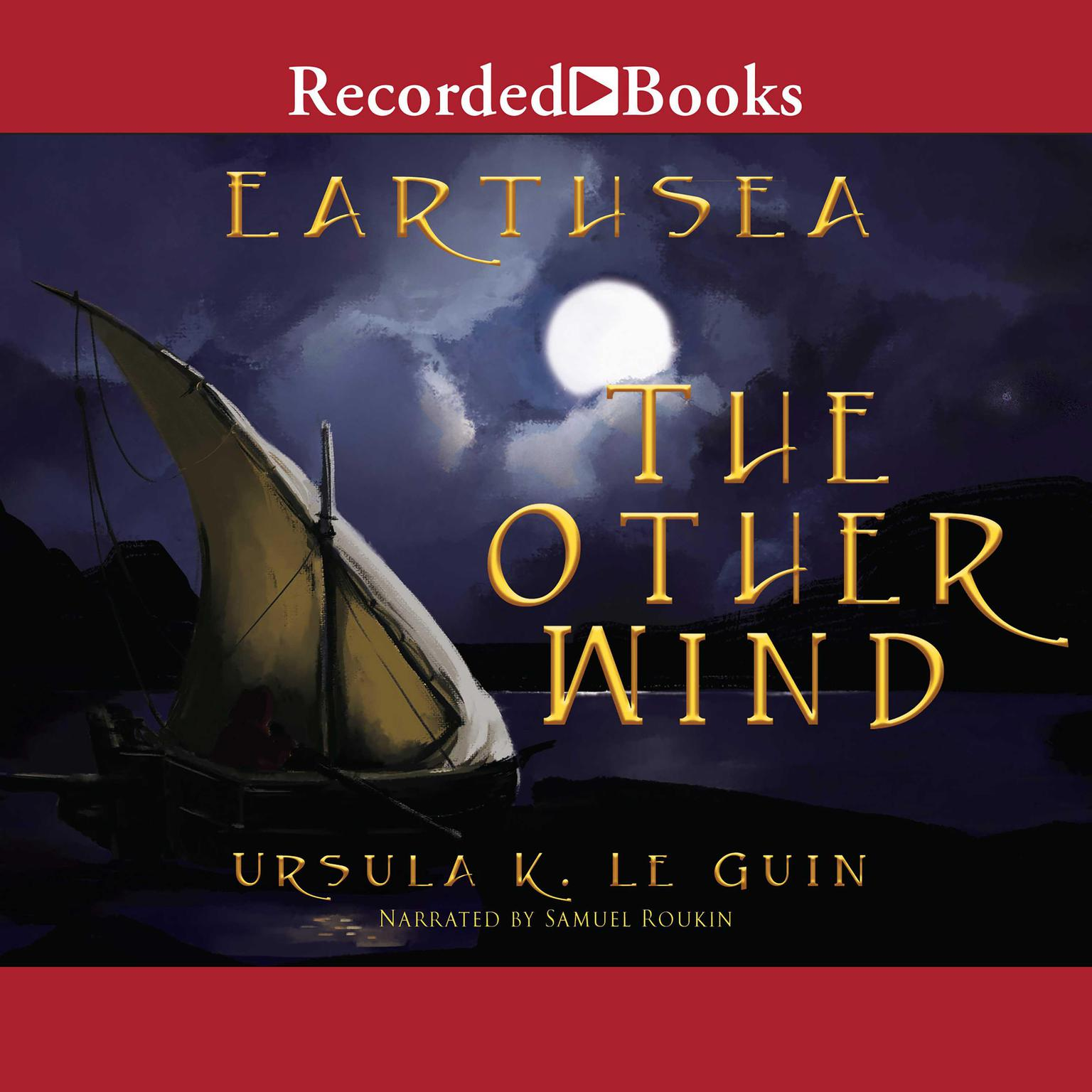 Printable The Other Wind Audiobook Cover Art