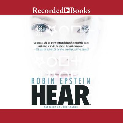 HEAR Audiobook, by Robin Epstein