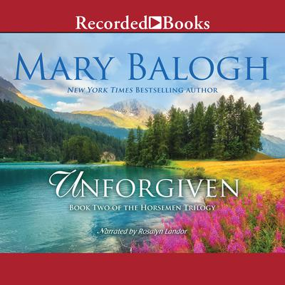 Unforgiven Audiobook, by Mary Balogh