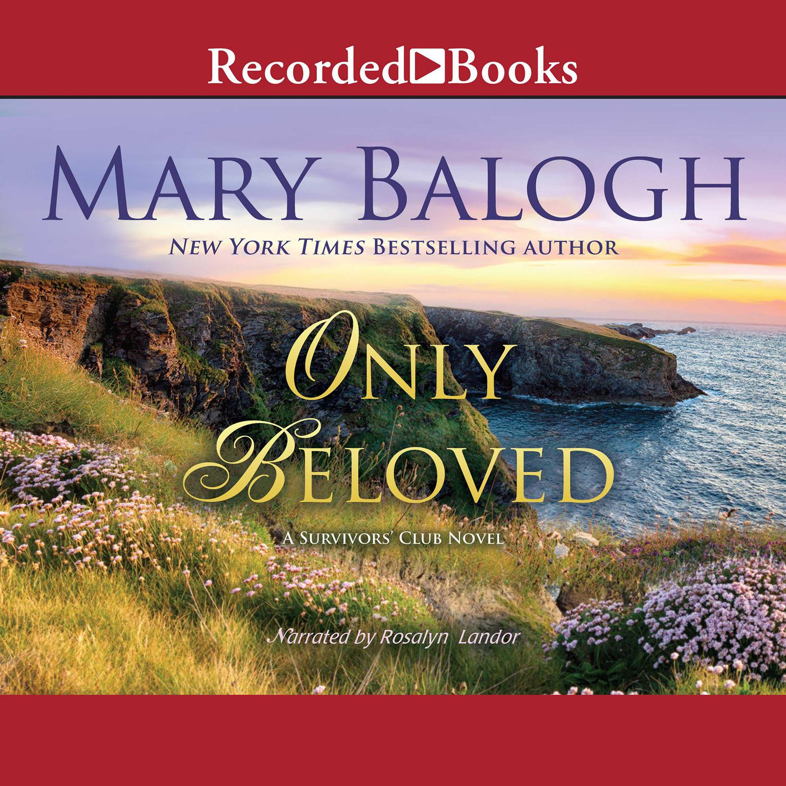 Printable Only Beloved Audiobook Cover Art