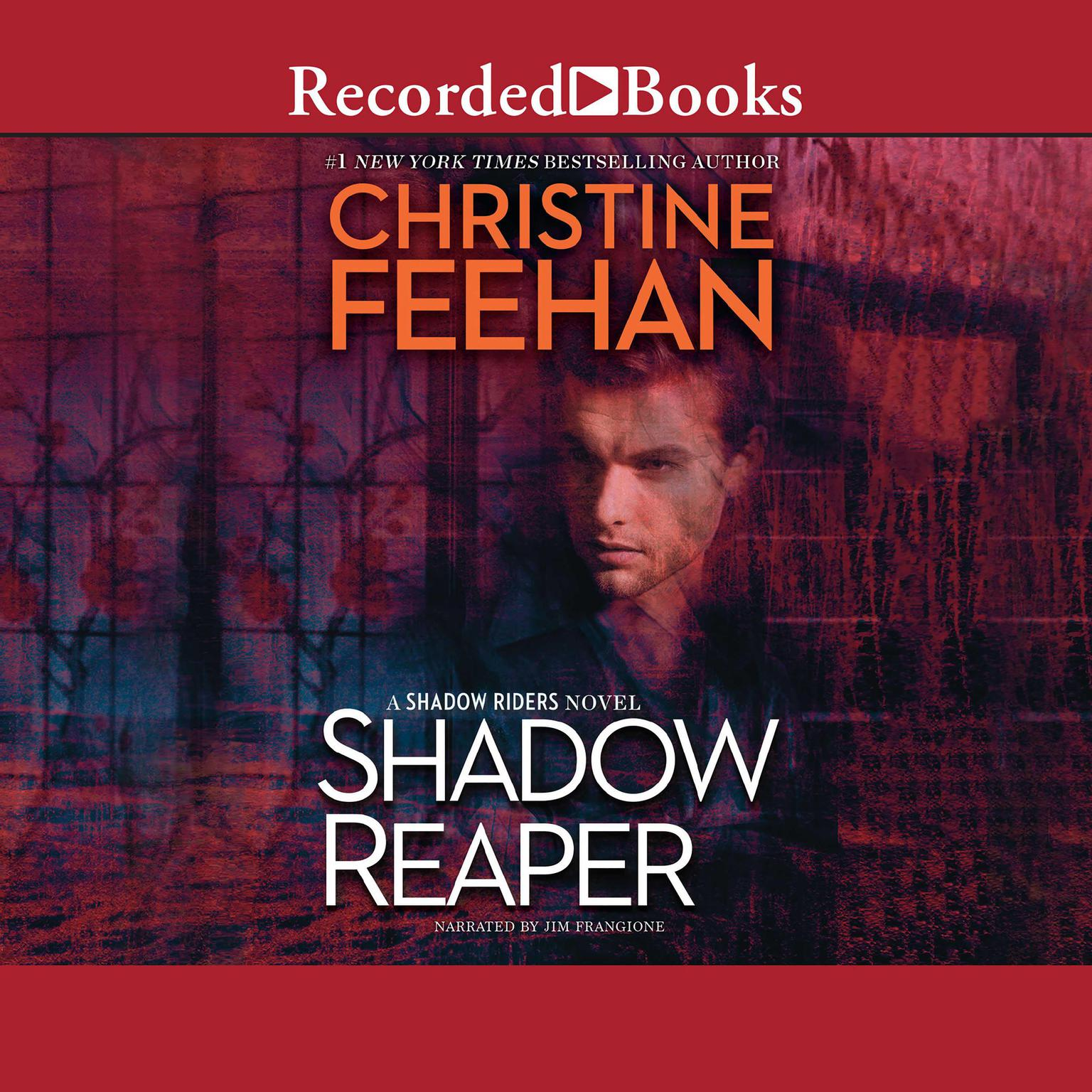 Printable Shadow Reaper Audiobook Cover Art
