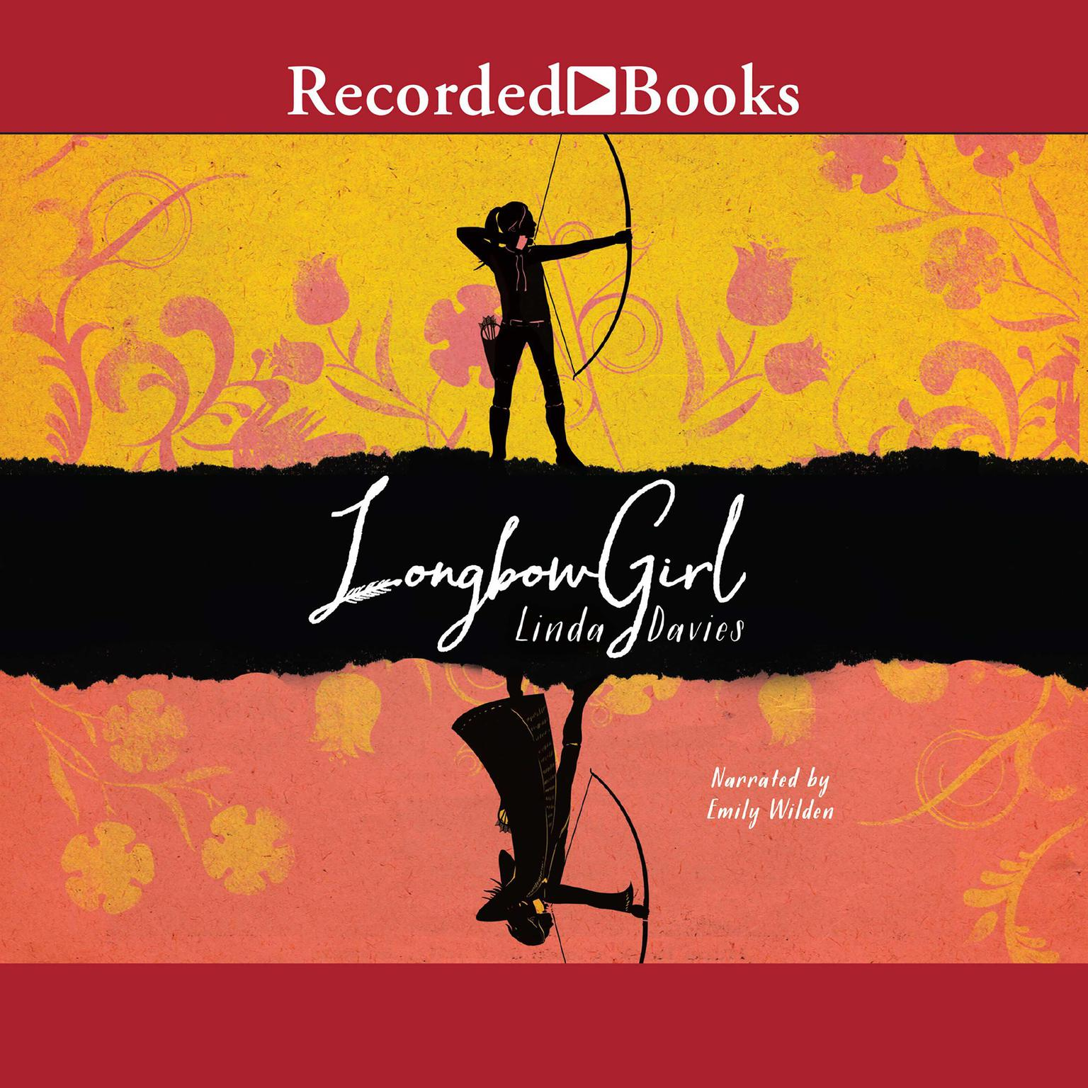 Printable Longbow Girl Audiobook Cover Art