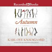 Autumn Audiobook, by Karl Ove Knausgaard
