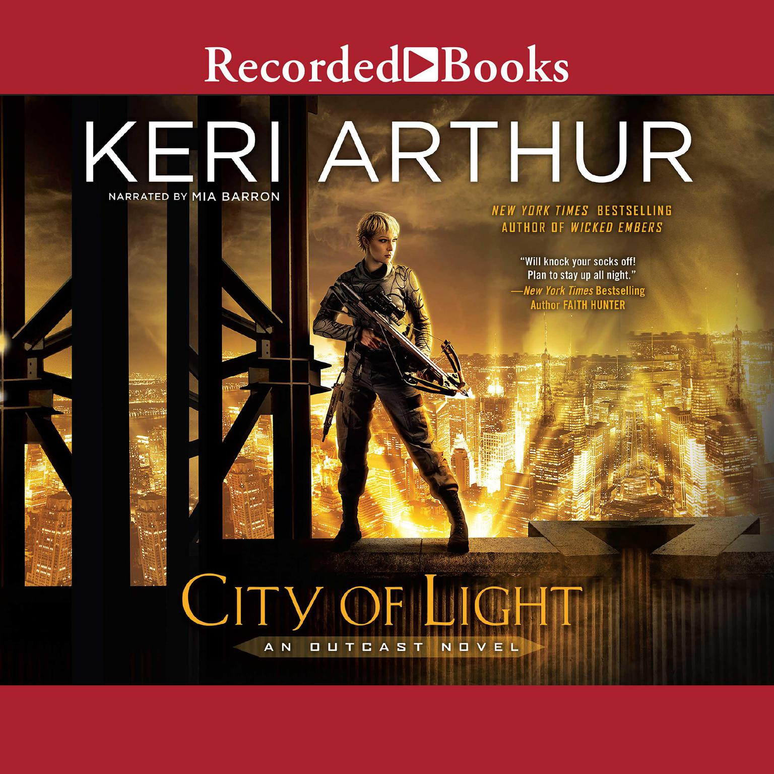 Printable City of Light Audiobook Cover Art