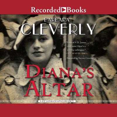 Dianas Altar Audiobook, by Barbara Cleverly