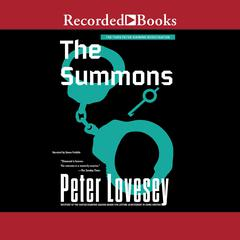 The Summons Audiobook, by Peter Lovesey