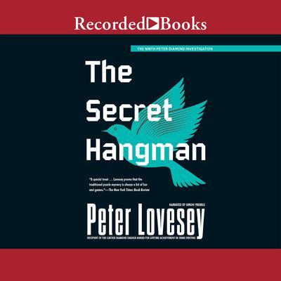 The Secret Hangman Audiobook, by