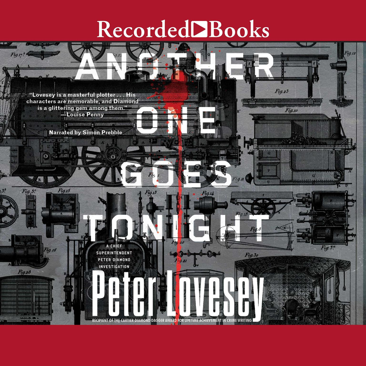 Another One Goes Tonight Audiobook, by Peter Lovesey