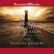 Death in the Off-Season Audiobook, by Francine Mathews