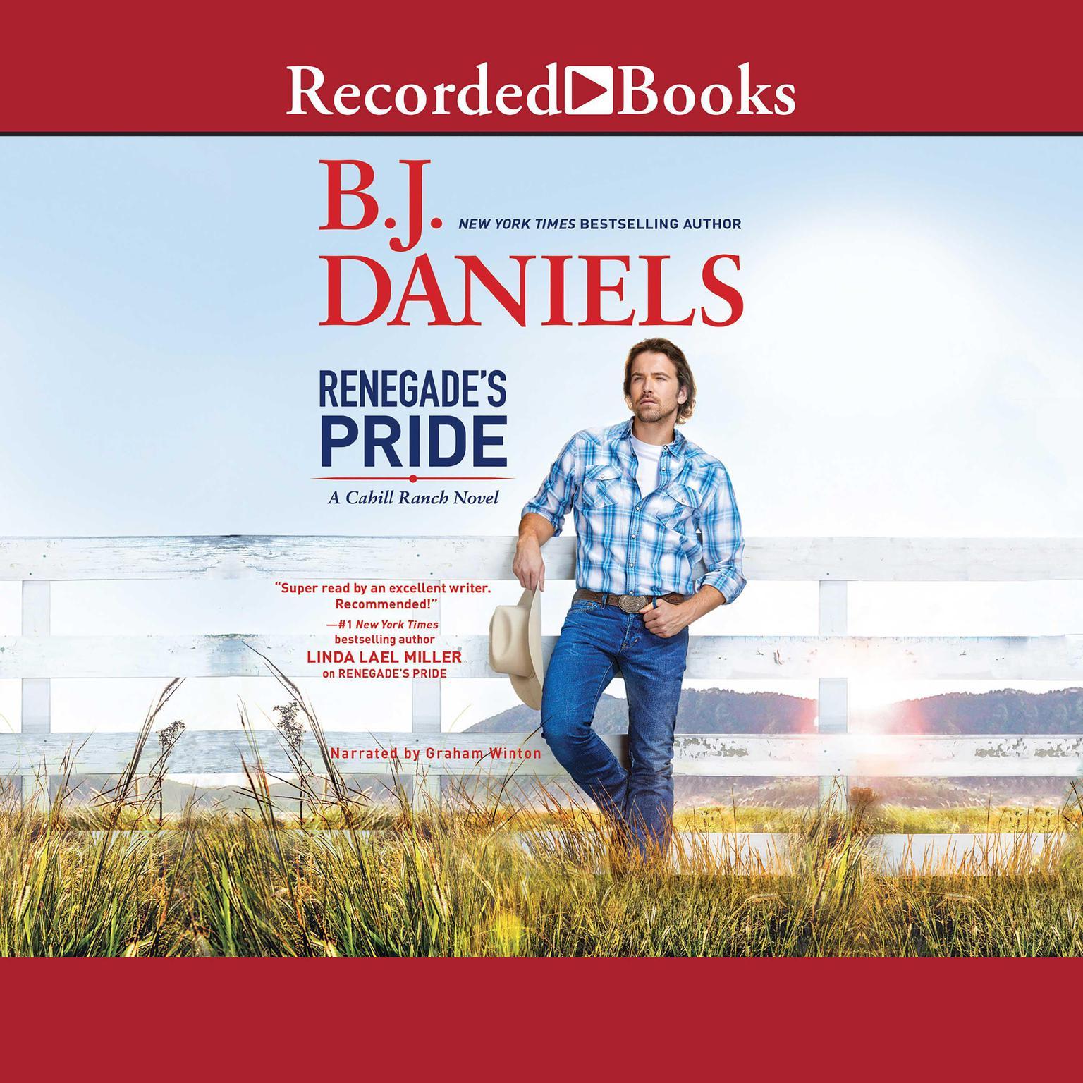 Printable Renegade's Pride Audiobook Cover Art