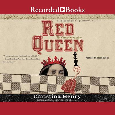 Red Queen Audiobook, by Christina Henry