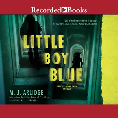 Little Boy Blue Audiobook, by M. J. Arlidge