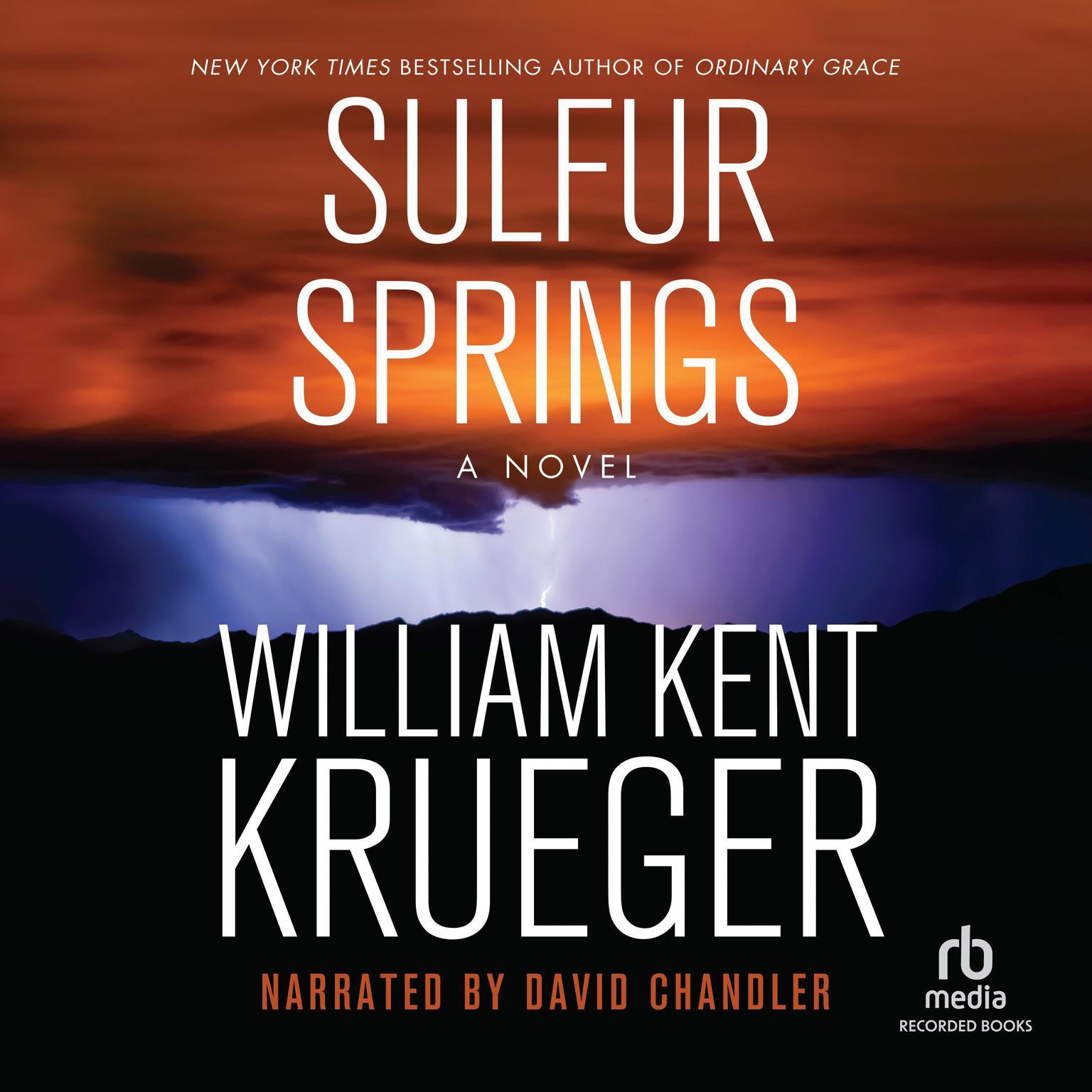 Sulfur Springs Audiobook, by William Kent Krueger
