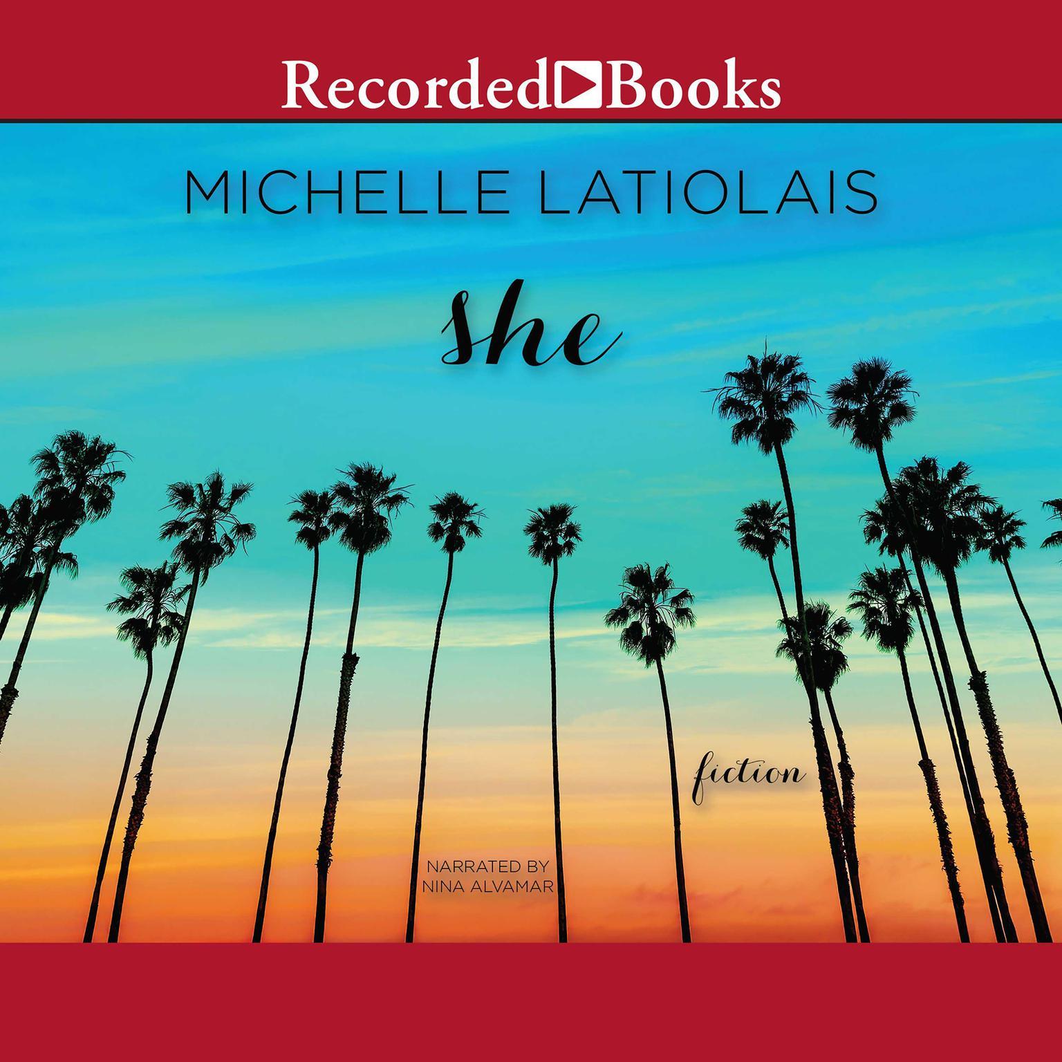 Printable She: Fiction Audiobook Cover Art