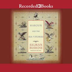 Haroun and the Sea of Stories Audiobook, by Salman Rushdie