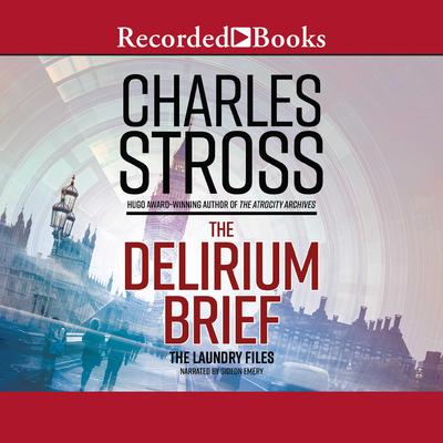 The Delirium Brief Audiobook, by