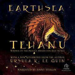 Tehanu Audiobook, by Ursula K. Le Guin