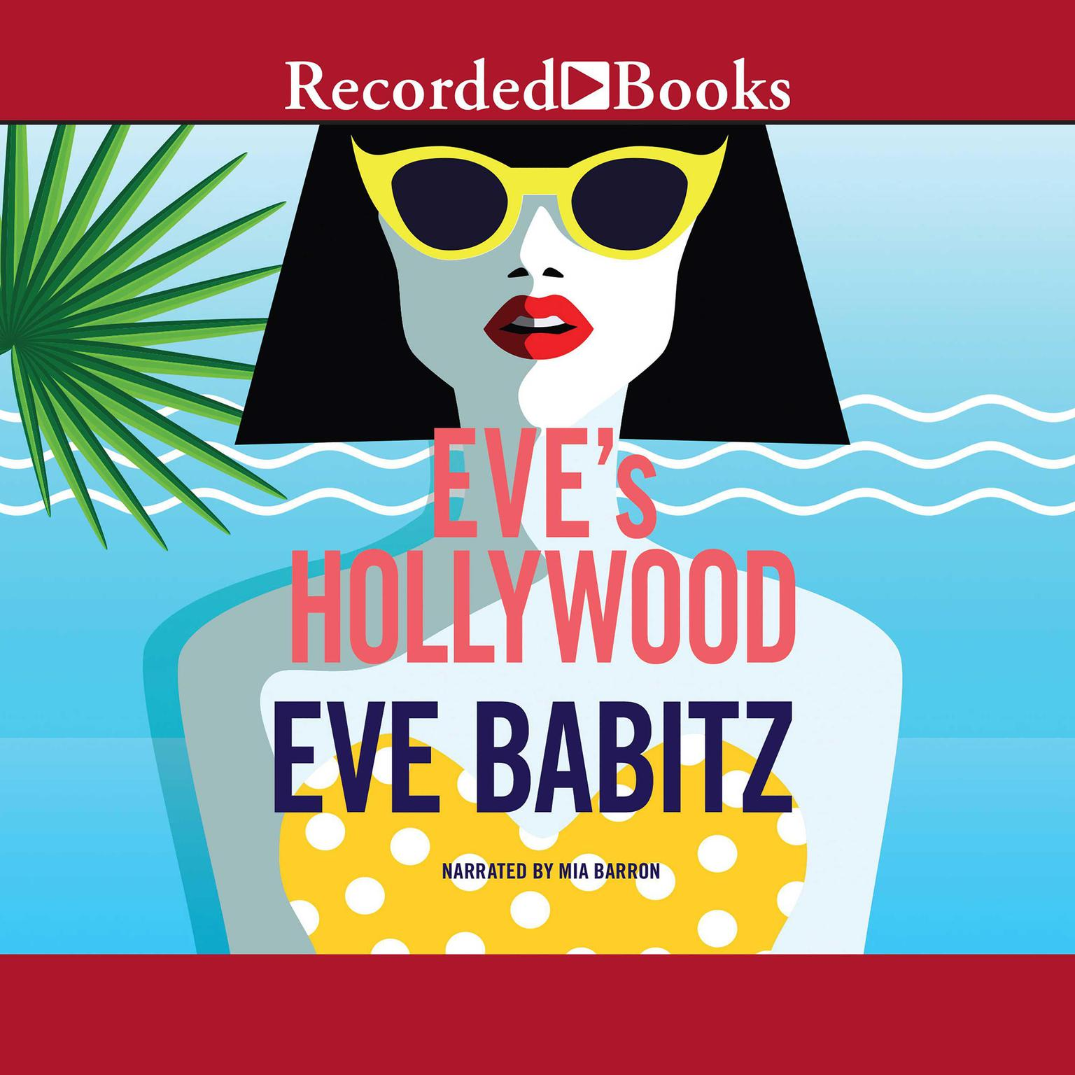 Printable Eve's Hollywood Audiobook Cover Art