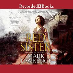 Red Sister Audiobook, by Mark Lawrence