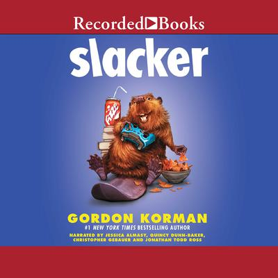 Slacker Audiobook, by Gordon Korman