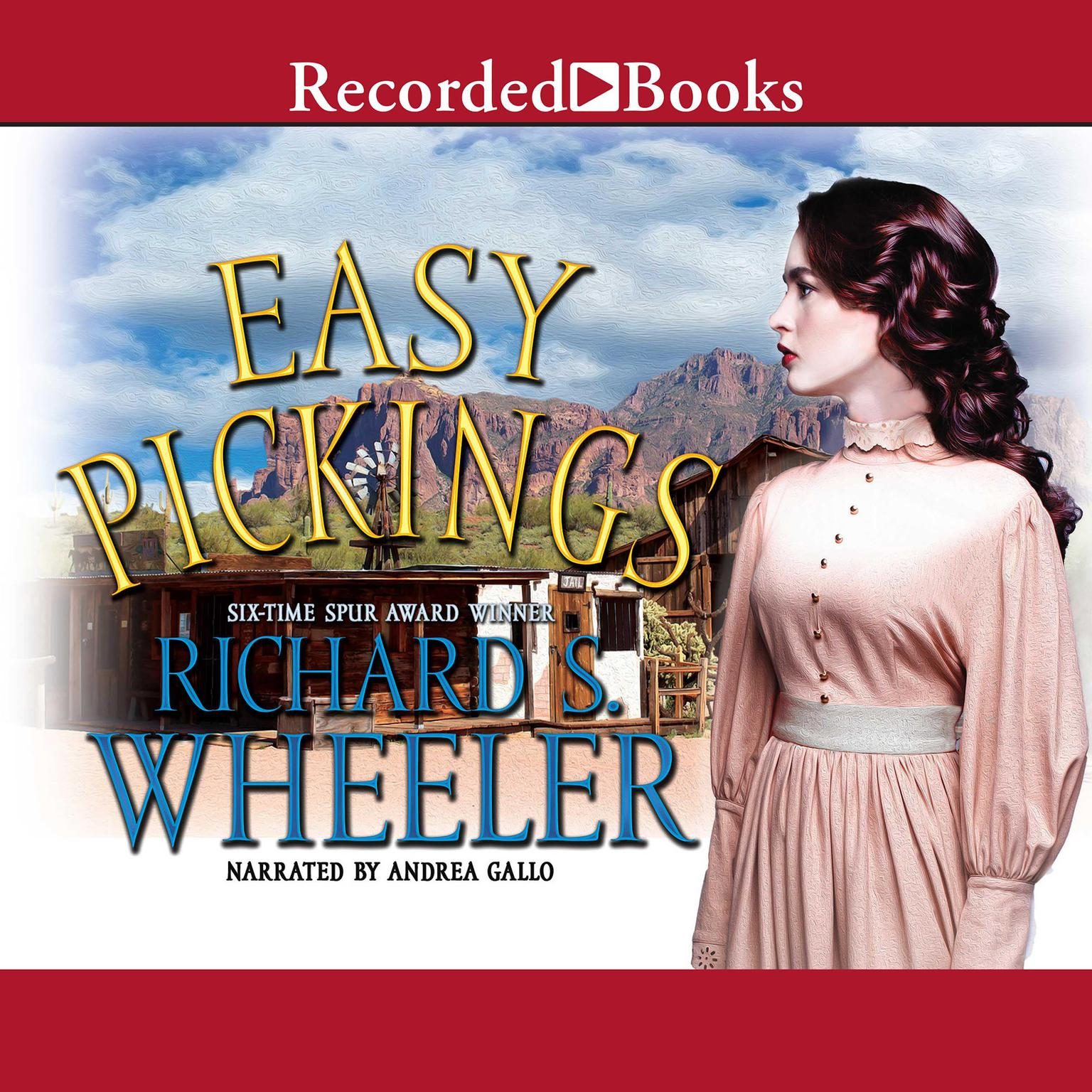 Printable Easy Pickings Audiobook Cover Art