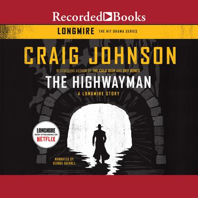 The Highwayman Audiobook, by Craig Johnson