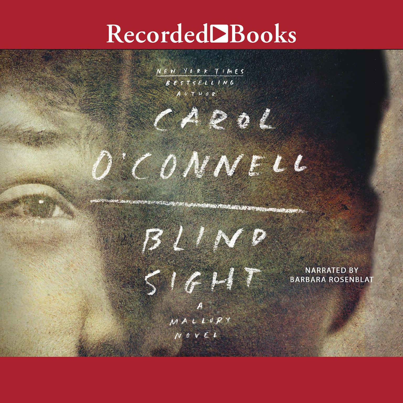 Printable Blind Sight Audiobook Cover Art