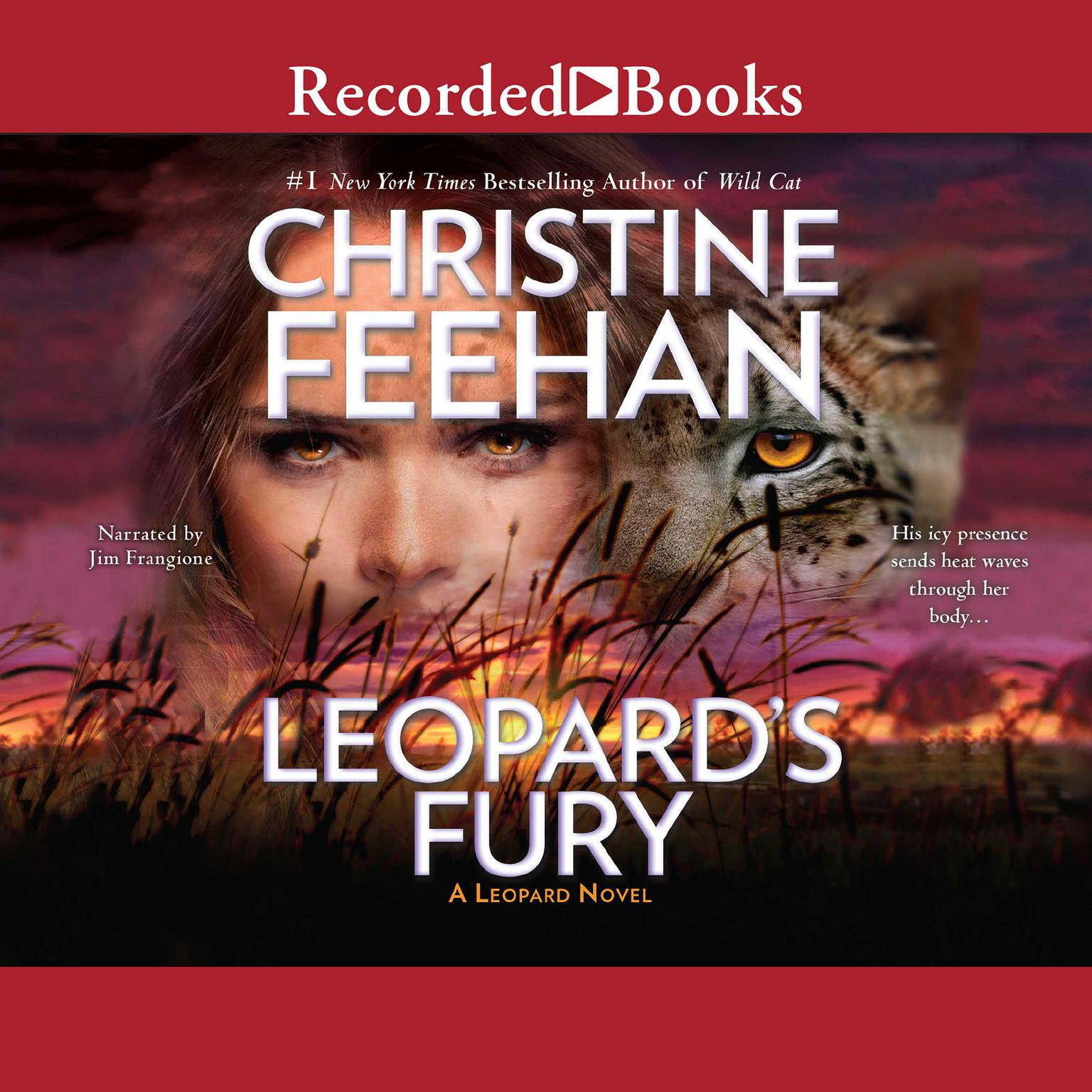 Printable Leopard's Fury Audiobook Cover Art