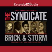 The Syndicate Audiobook, by Brick, , Brick, Storm, , Storm