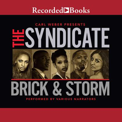 The Syndicate Audiobook, by Brick
