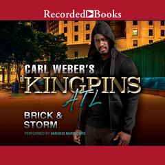 Carl Weber's Kingpins: ATL Audiobook, by Brick