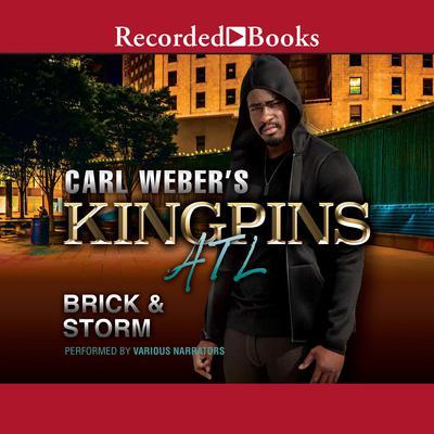 Carl Webers Kingpins: ATL Audiobook, by