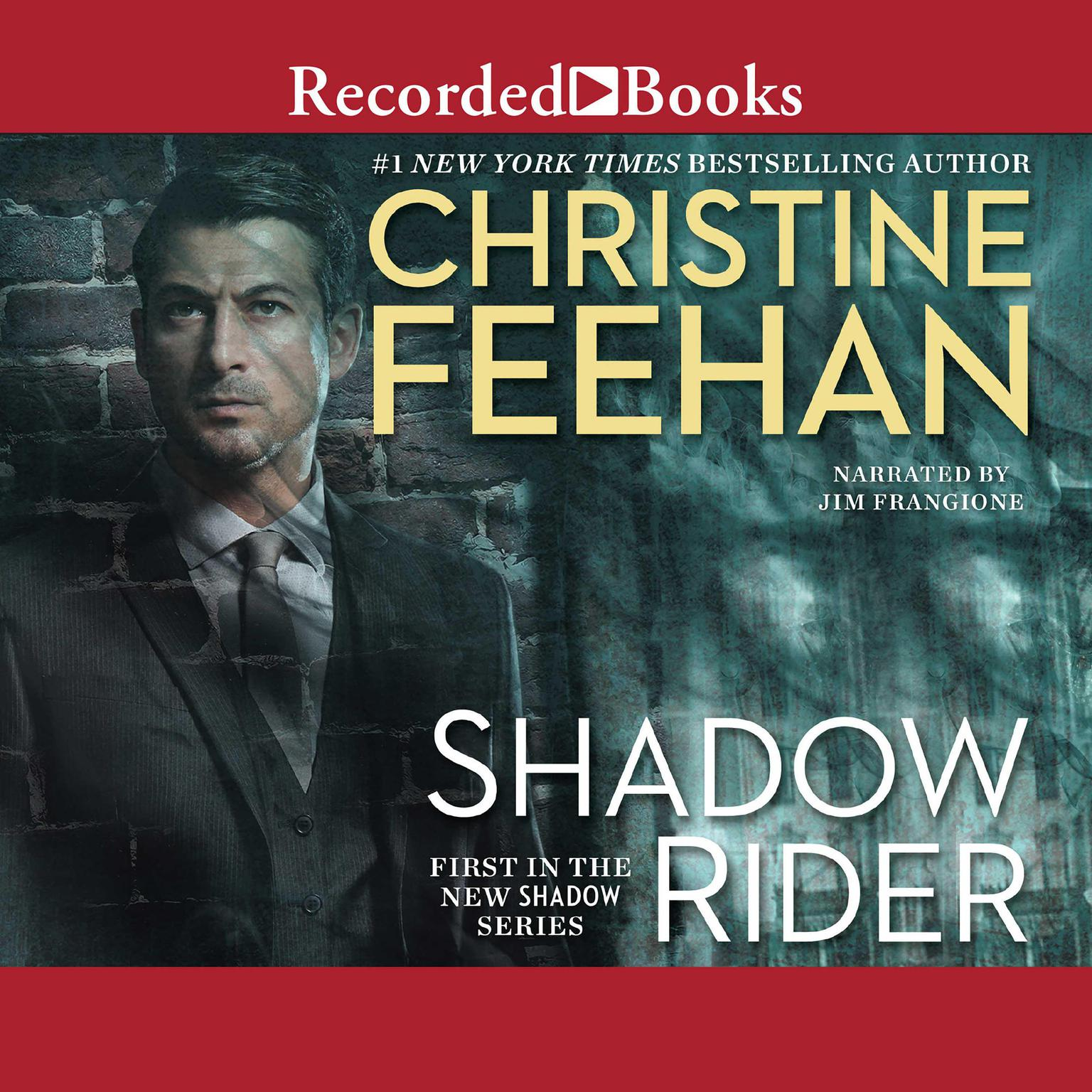 Printable Shadow Rider Audiobook Cover Art