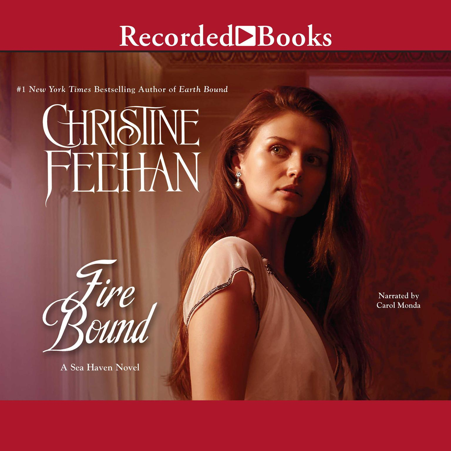 Printable Fire Bound Audiobook Cover Art