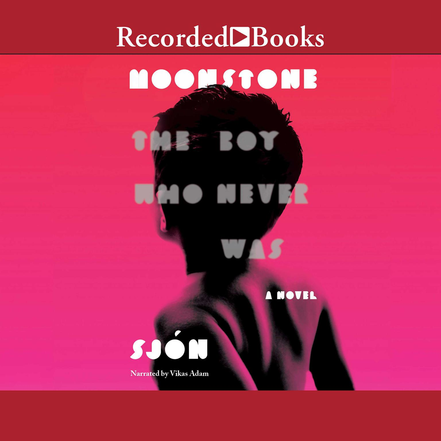 Printable Moonstone: The Boy Who Never Was: A Novel Audiobook Cover Art