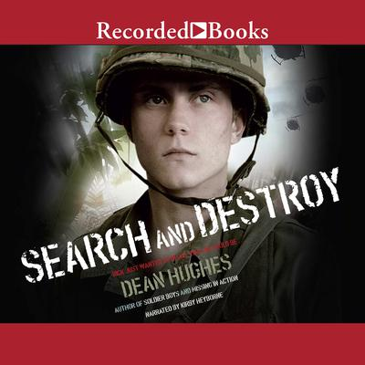 Search and Destroy Audiobook, by Dean Hughes