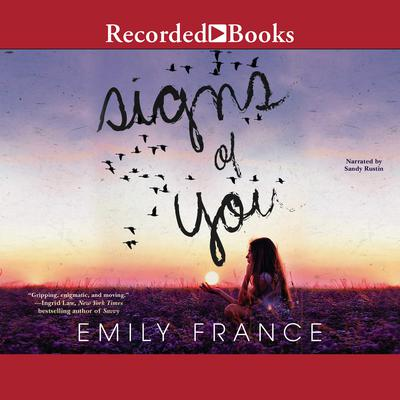 Signs of You Audiobook, by Emily France