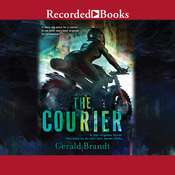 The Courier Audiobook, by Gerald Brandt