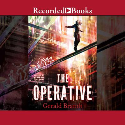 The Operative Audiobook, by Gerald Brandt