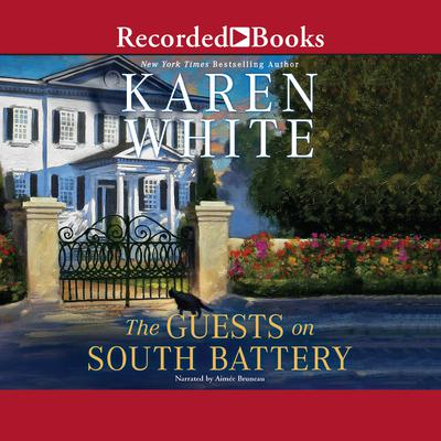 The Guests on South Battery Audiobook, by Karen White