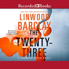 The Twenty-Three Audiobook, by Linwood Barclay