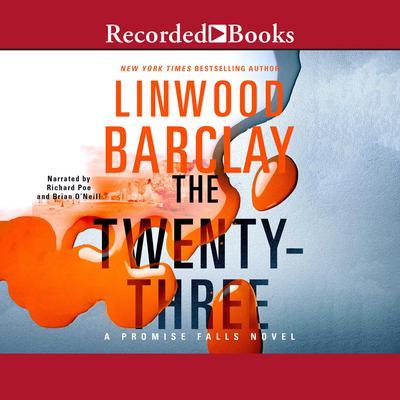The Twenty-Three Audiobook, by Linwood Barclay