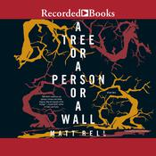 A Tree or a Person or a Wall: Stories Audiobook, by Matt Bell