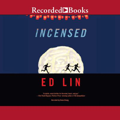 Incensed Audiobook, by Ed Lin