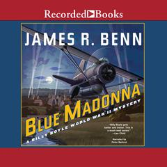 Blue Madonna Audiobook, by James R. Benn
